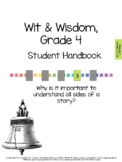 Wit & Wisdom, Grade 4, Module 3 Lessons 11-15 Student Work Packet