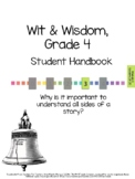 Wit & Wisdom, Grade 4, Module 3 Lessons 16-20 Student Work Packet