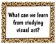 Wit and Wisdom Grades K-2 Module 0 Questions