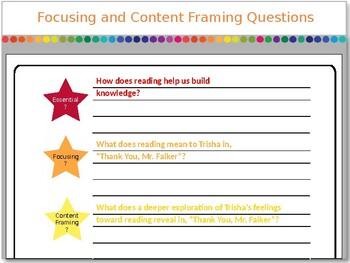 Wit & Wisdom Module 0 - Lesson 3 PowerPoint & Lesson Guide