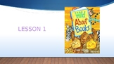 Wit & Wisdom Module 0 Wild About Books Lessons 1-3
