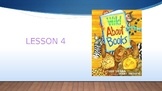 Wit & Wisdom Module 0 Wild About Books Lessons 4-6