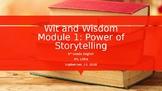 Wit&Wisdom Module 1 Lesson 2