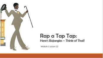 Wit & Wisdom Module 1 Lessons 23- 28 (Rap a Tap Tap) PPTs