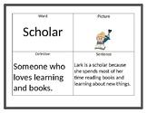 Wit & Wisdom Module 1 FLIPCHART That Book Woman Deep Dive