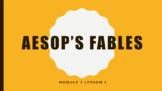 Wit & Wisdom Module 2- Aesop's Fables