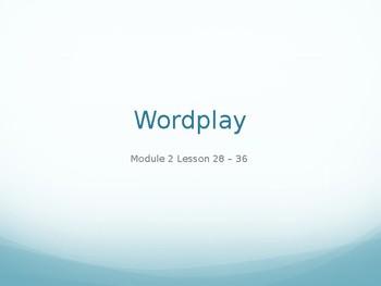 Wit & Wisdom Module 2 Lessons 28 - 32
