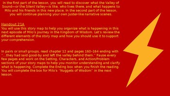 Wit and Wisdom 5th Grade Module 2 Lessons 21-25
