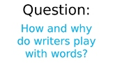 Wit and Wisdom 5th grade Module 2 essential and focusing q