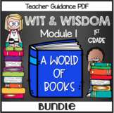 Wit and Wisdom First Grade Module 1 Bundle