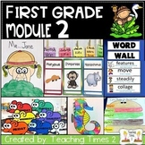 Wit and Wisdom First Grade- Module 2