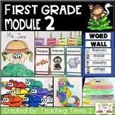 MODULE 2 l First Grade