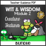 Wit and Wisdom First Grade Module 2 Bundle