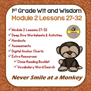 Wit and Wisdom-First Grade Module 2 Lessons 27-32