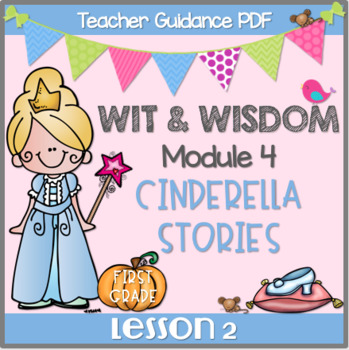 Wit and Wisdom First Grade Module 4 Lesson 2
