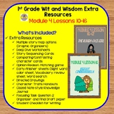 Wit and Wisdom-First Grade Module 4 Lessons 10-16 **Extra