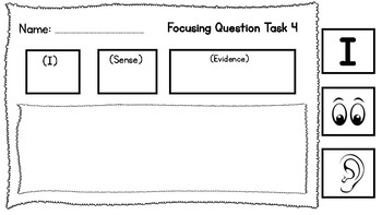 Wit and Wisdom Focusing Question Task 4
