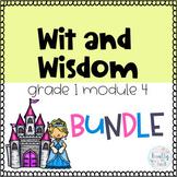 Wit and Wisdom Grade 1 Module 4 Powerpoint (GROWING BUNDLE)