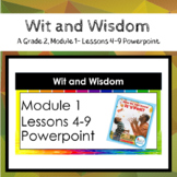 Wit and Wisdom Grade 2 Module 1 Lessons 4-9 Powerpoint