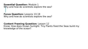 Wit and Wisdom Grade 3 Module 1 Lesson 12