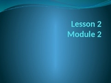 Wit and Wisdom  Grade 3 Module 2 lessons 2-6