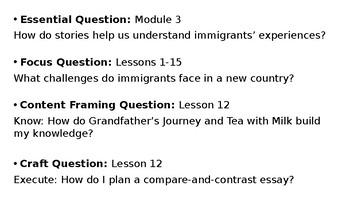 Wit and Wisdom Grade 3 Module 3 Lesson 12