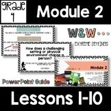 Wit and Wisdom Grade 4 Module 2 Lessons 1-10 Lesson Guide