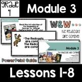 Wit and Wisdom Grade 4 Module 3 Lessons 1-8 Lesson Guide