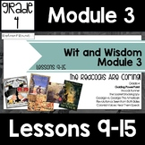 Wit and Wisdom Grade 4 Module 3 Lessons 9-15 Lesson Guide