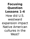 Wit and Wisdom Grade 5 Module 1 Questions