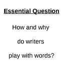 Wit and Wisdom Grade 5 Module 2 Questions