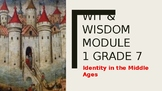 Wit and Wisdom Grade 7 Module 1 Lessons 1-3