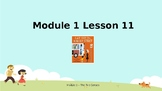 Wit and Wisdom, Grade K, Module 1, Lessons 11-16