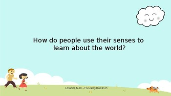 Wit and Wisdom, Grade K, Module 1, Lessons 6-10
