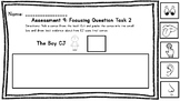 Wit and Wisdom Kindergarten Assessment 9: Focusing Questio