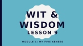Wit and Wisdom Kindergarten Module 1 Lesson 9 Powerpoint