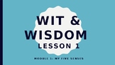 Wit and Wisdom Kindergarten Module 1 Lessons 1-10 My Five