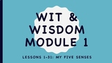 Wit and Wisdom Kindergarten Module 1 Lessons 1-31 BUNDLE