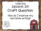 Wit and Wisdom Kindergarten Module 2 Lesson 32