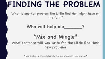 Wit and Wisdom Kindergarten Module 2 Little Red Hen BUNDLE Lessons 18-23