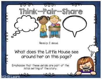 Wit and Wisdom Kindergarten Module 3 Lesson 13
