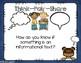 Wit and Wisdom Kindergarten Module 3 Lesson 8