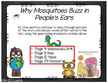 Wit and Wisdom Kindergarten Module 4 Lesson 20