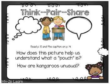 Wit and Wisdom Kindergarten Module 4 Lesson 26