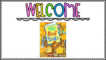 Wit and Wisdom-Module 0 (K-2) Wild about Books