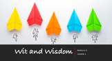 Wit and Wisdom Module 0 Lesson 2 PowerPoint