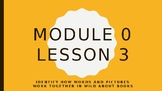 Wit and Wisdom Module 0 Lesson 3 Power Point Kindergarten