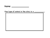 Wit and Wisdom Module 0 Lesson 3 Worksheet