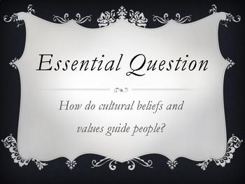 Wit & Wisdom Module 1 Essential Question