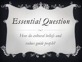 Wit & Wisdom 5th Grade Module 1 Essential Question